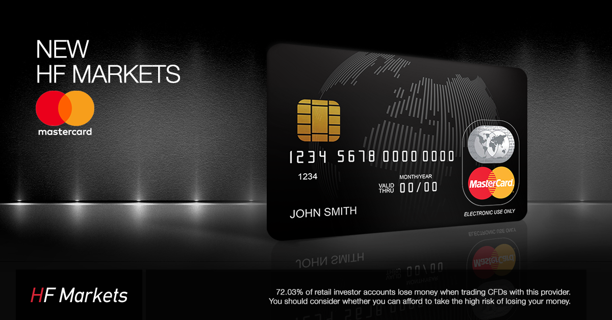 Hotforex debit card