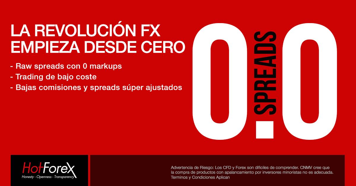 Zero spread forex