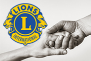 Donation for Lions Club