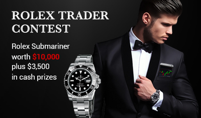 Rolex Time Trader Contest