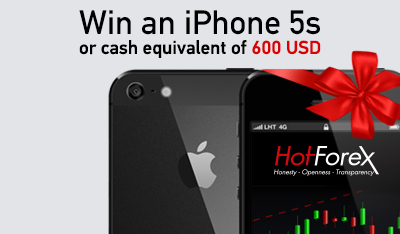 HotForex Survey Prize Draw