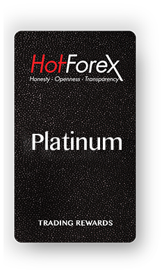 HotForex Platinum Card