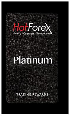 HotForex Platinum Card