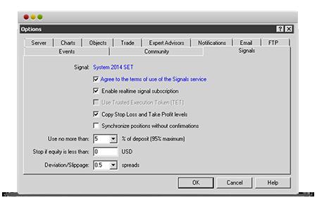 HotForex MQL5 Signals   Automated Trading   Forex Broker
