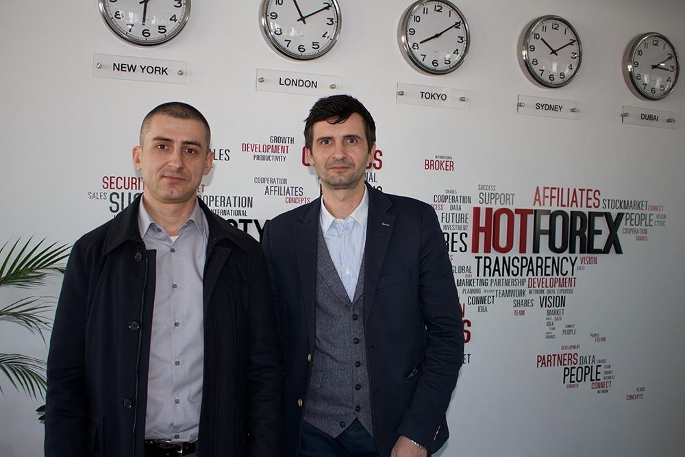 Hotforex contest result
