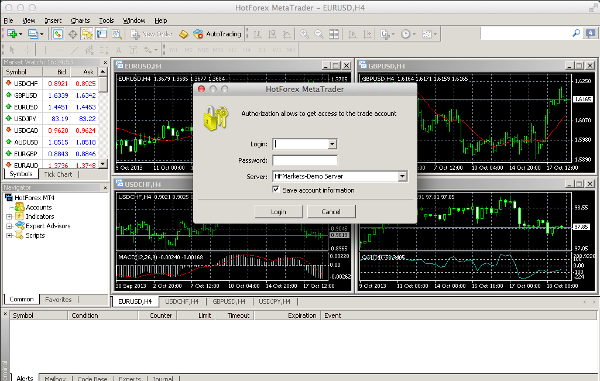Hotforex demo server ip