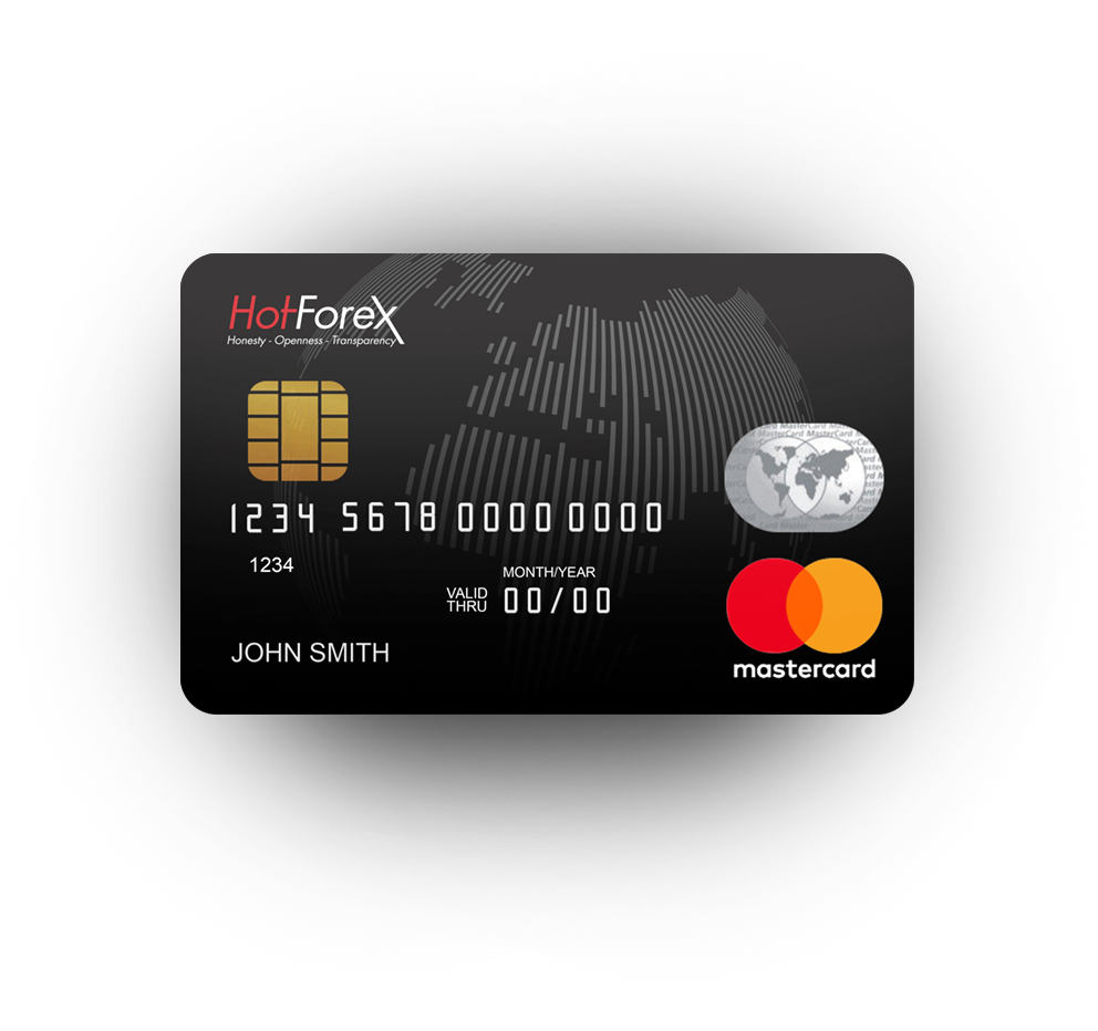Forex broker credit card